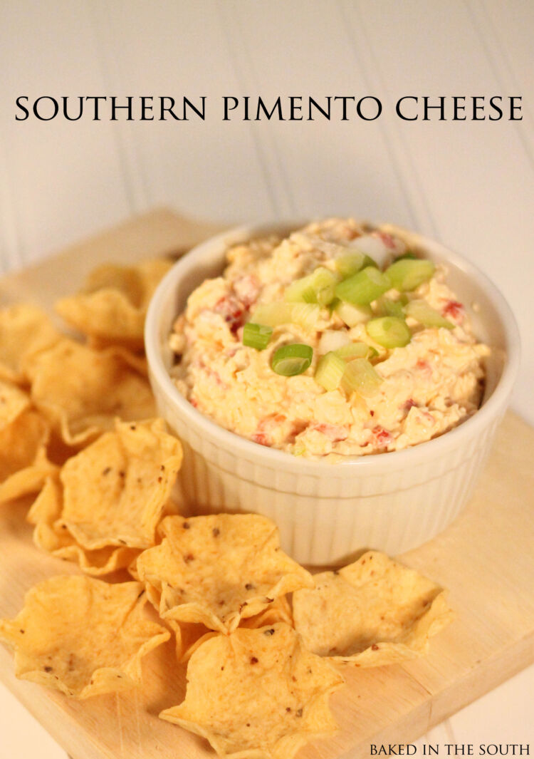 Paula Deen's Pimento Cheese - Baked in the South