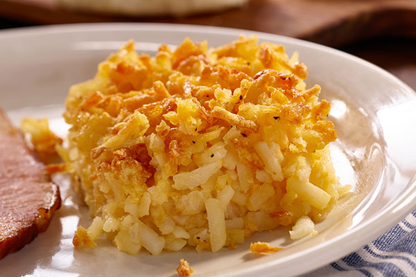 Cracker Barrel Hashbrown Casserole - Baked in the South