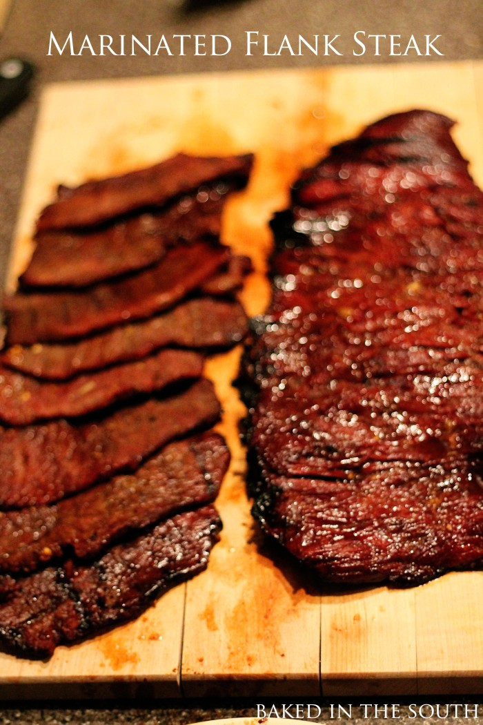 Flank Steak Marinade Guinness-marinated flank steak recipes ...